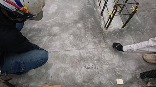 型枠大工の仕事の流れ